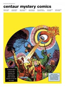 bsv Classics – Perlen der Comicgeschichte Band 1 – centaur mystery comics – mit REZENSION der Süddeutschen in Bild 7