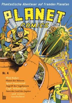 bsv Classics – Planet Comics Nr. 4