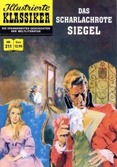 ILLUSTRIERTE KLASSIKER Nr. 211 – Das scharlachrote Siegel