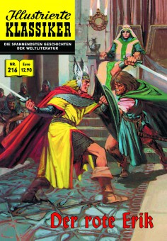 ILLUSTRIERTE KLASSIKER Nr. 216 – Der rote Erik