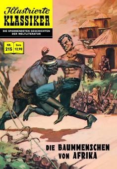 ILLUSTRIERTE KLASSIKER Nr. 215 – Die Baummenschen von Afrika