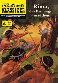 ILLUSTRIERTE KLASSIKER Nr. 234 – Rima das Dschungelmädchen