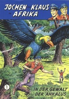 CCH Comics – Jochen und Klaus in Afrika Nr. 01 – In der Gewalt der Ahkalus