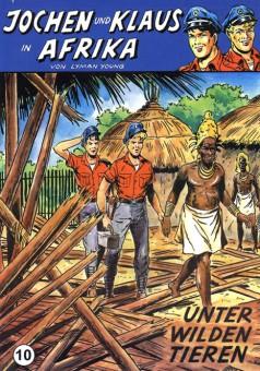 CCH Comics – Jochen und Klaus in Afrika Nr. 10 – Unter wilden Tieren