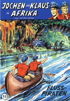 CCH Comics – Jochen und Klaus in Afrika Nr. 11 – Flusspiraten