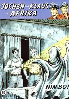 CCH Comics – Jochen und Klaus in Afrika Nr. 15 – Nimbo!