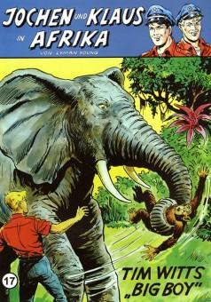 """CCH Comics – Jochen und Klaus in Afrika Nr. 17 – Tim Witts """"Big Boy"""""""