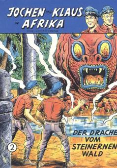 CCH Comics – Jochen und Klaus in Afrika Nr. 02 – Der Drache vom steinernen Wald