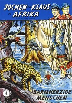 CCH Comics – Jochen und Klaus in Afrika Nr. 04 – Barmherzige Menschen
