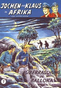 CCH Comics – Jochen und Klaus in Afrika Nr. 07 – Überraschung in Balloka