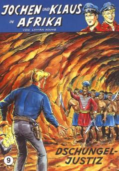 CCH Comics – Jochen und Klaus in Afrika Nr. 09 – Dschungeljustiz
