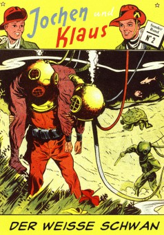 CCH Comics – Jochen und Klaus Nr. 02 – Der weisse Schwan