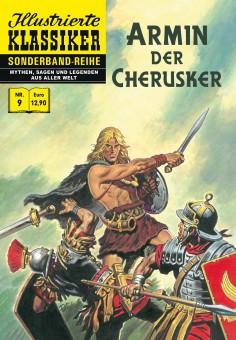Sonderband-Reihe MYTHEN, SAGEN UND LEGENDEN Nr. 9 – Armin der Cherusker