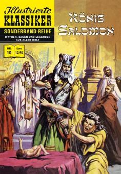 Sonderband-Reihe MYTHEN, SAGEN UND LEGENDEN Nr. 10 – König Salomon