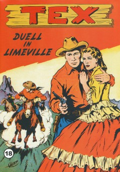 TEX Nr. 18 – Duell in Limeville