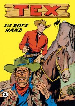 TEX Nr. 02 – Die rote Hand