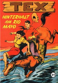 TEX Nr. 31 – Hinterhalt am Rio Mayo