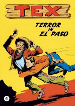 TEX Nr. 04 – Terror in El Paso