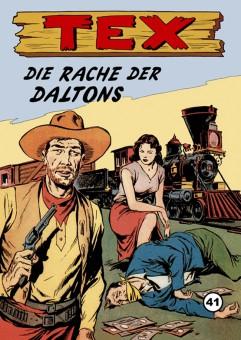 TEX Nr. 41 – Die Rache der Daltons