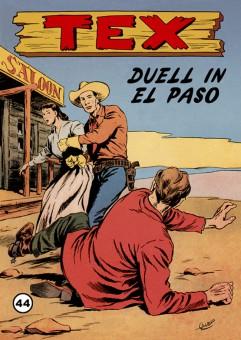 TEX Nr. 44 – Duell in El Paso
