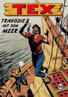 TEX Nr. 56 – Tragödie auf dem Meer