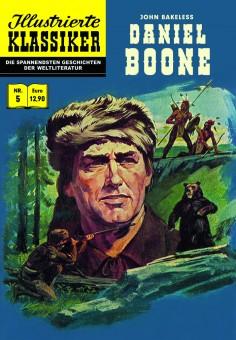 ILLUSTRIERTE KLASSIKER Nr. 05 Daniel Boone