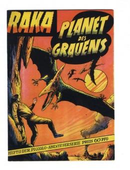 Piccolo Sonderband Nr. 13 Raka - Planet des Grauens
