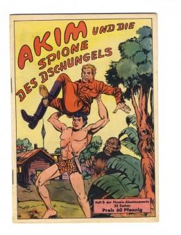Piccolo Sonderband Nr. 09 Akim und die Spione des Dschungels
