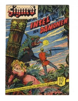 für den Sammler: Piccolo Sonderband Nr. 02 Sigurd - Auf der Insel der Dämonen