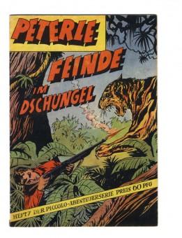 Piccolo Sonderband Nr. 07 Peterle - Feinde im Dschungel