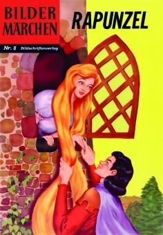Bildermärchen Nr. 08 - Rapunzel