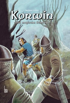 Korwin – Das magische Schwert – Teil 1 der Trilogie