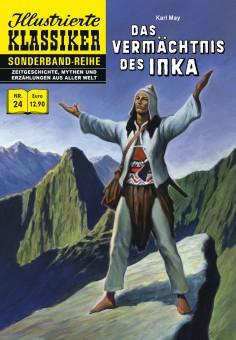 Illustrierte Klassiker Sonderband Nr. 24 Das Vermächtnis des Inka