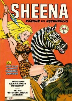 Sheena – Königin des Dschungels Nr. 5