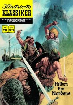 ILLUSTRIERTE KLASSIKER Nr. 214 – Helden des Nordens