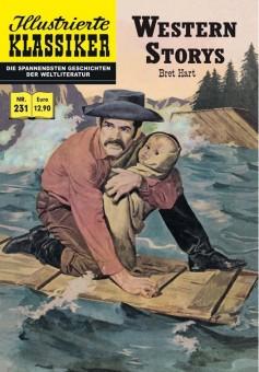 ILLUSTRIERTE KLASSIKER Nr. 231 – Western Storys