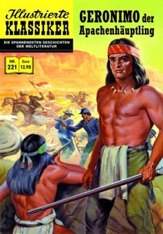 ILLUSTRIERTE KLASSIKER Nr. 221 – Geronimo