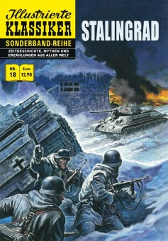 Illustrierte Klassiker Sonderband Nr. 18 – Stalingrad