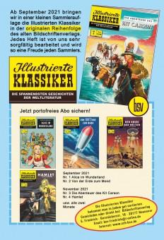 Abo Illustrierte Klassiker ab Nr. 1
