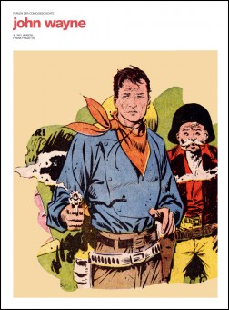 bsv Classics – Perlen der Comicgeschichte Band 7 John Wayne von Frank Frazetta und Al Williamson