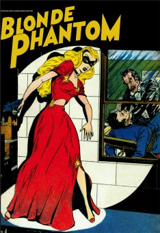 Jetzt lieferbar: Perlen der Comicgeschichte Band 9 - Blonde Phantom