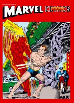 bsv Classics – Perlen der Comicgeschichte Band 6 – Marvel Mystery Comics