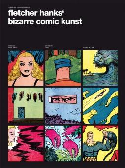 Perlen der Comicgeschichte Band 3 – Fletcher Hank's bizarre Comic Kunst Art