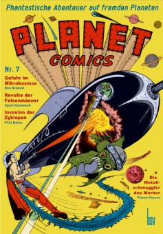 Planet Comics Nr. 7
