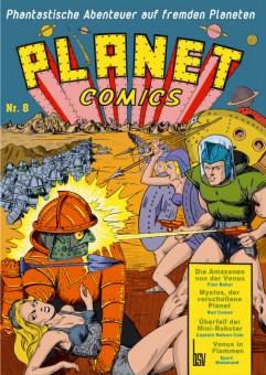 Planet Comics Nr. 8