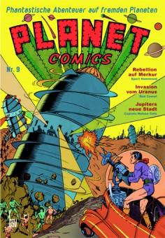Planet Comics Nr. 09 jetzt lieferbar!