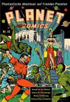 Planet Comics Nr. 10 jetzt lieferbar!