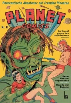 Planet Comics Nr. 11 jetzt lieferbar!
