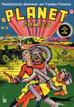 Planet Comics Nr. 2