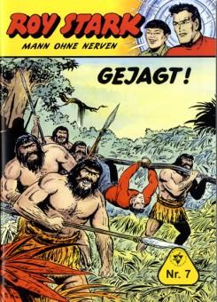 Roy Stark – Mann ohne Nerven – Nr. 07 – GEJAGT!